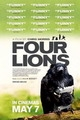 Watch Four Lions Online for Free
