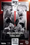 Watch UFC 232: Jones vs Gustafsson 2 Online for Free