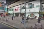 Woman crushed by 'falling hoarding' outside London H&M store - Mirror Online